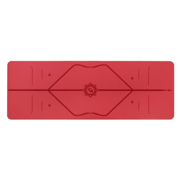 red love mat